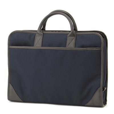 【無印良品】【新品未使用】PC収納ポケット内装ビジネスバッグ 黒