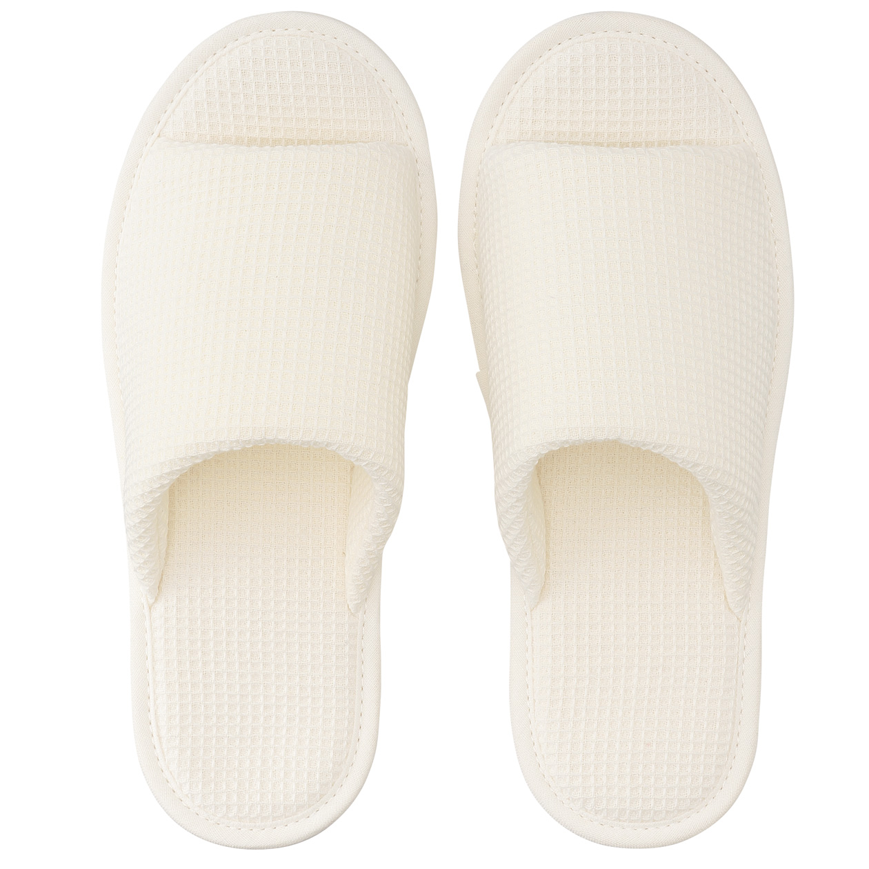 WAFFLE ROOM SANDALS OPEN TOE M OFF WHITE