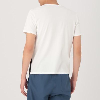 レディース 無印 Mサイズ クルーネックTシャツ モカブラウン < ブランドの