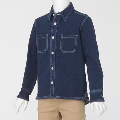 2015春 最新メンズファッション 同じようなデニムシャツを安いユニクロやGUや無…