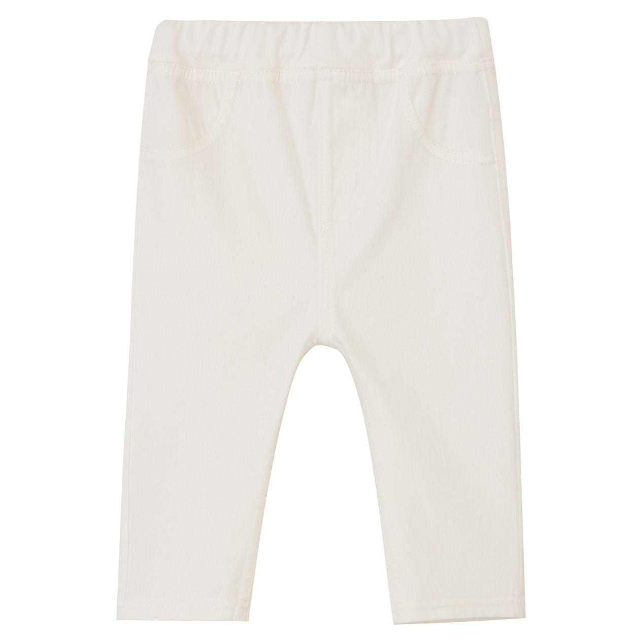 05f3b40972a799 DESIGN FOR COMFORT C&S CROPPED LEGGINGS PANTS (BABY) BABY 100 OFF WHITE