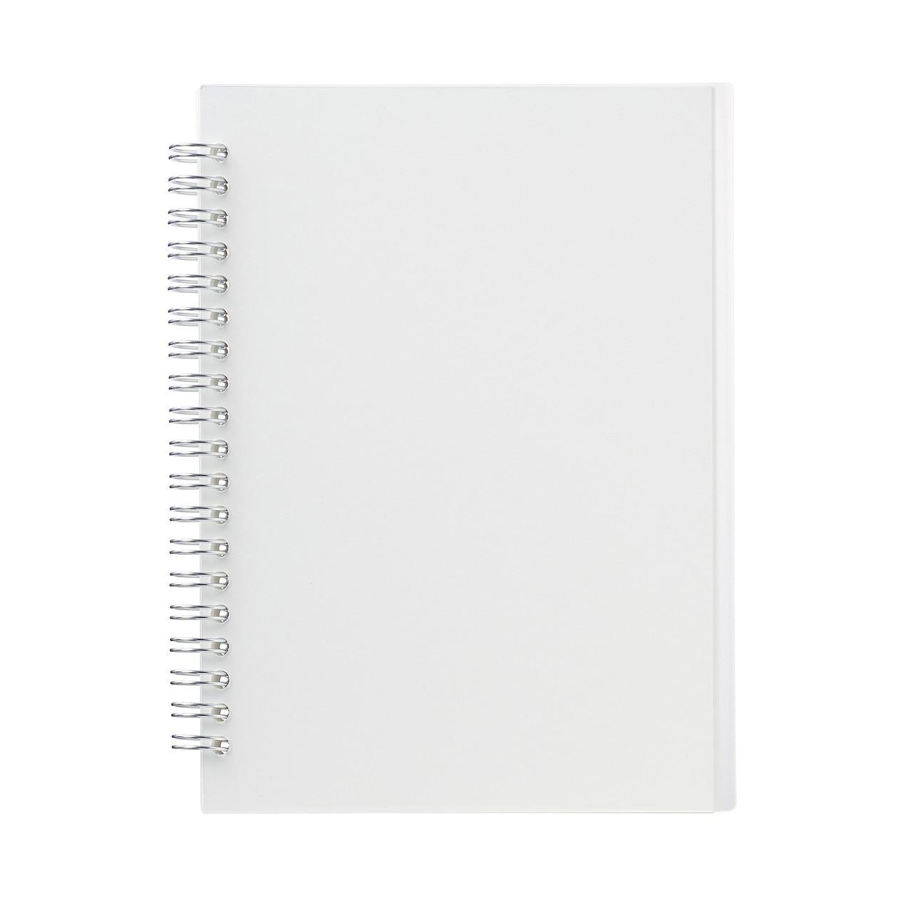 ロディア A6サイズ ウェブノートブック cf118567 グレー 5mmドット方眼