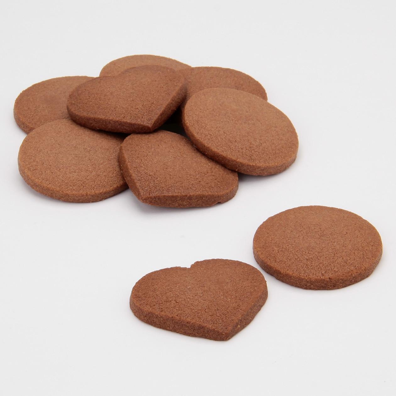 プレーンクッキー ココア