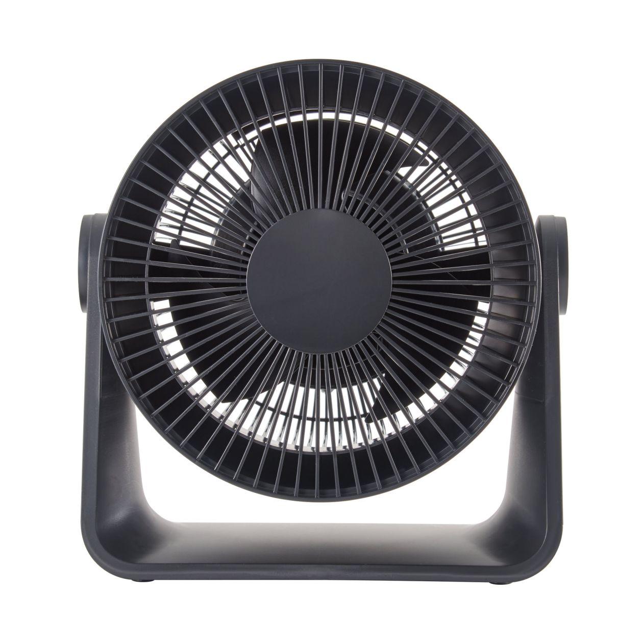 RoomClip商品情報 - サーキュレーター(低騒音ファン)・ホワイト ブラック
