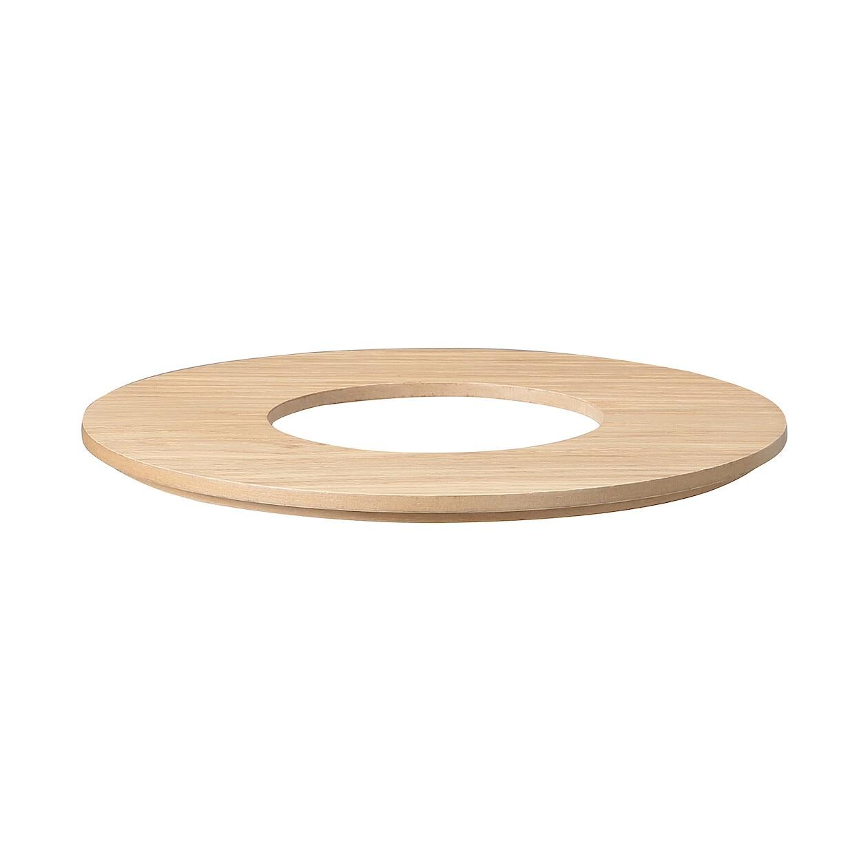 木製ごみ箱用フタ