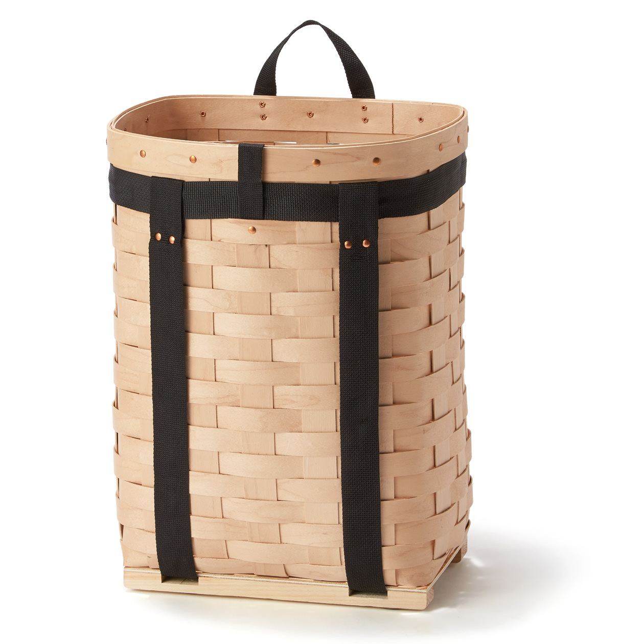 Maple Wood Basket