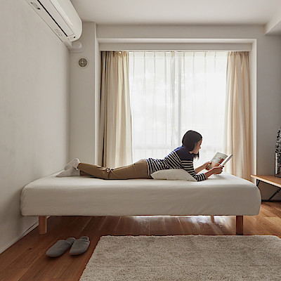 Pocket Coil Mattress With Legs S