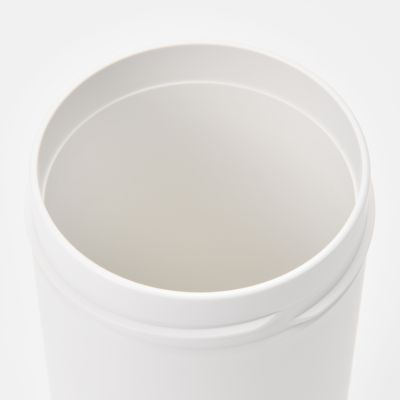 Muji Lot de 5 gommes en plastique Blanc Grand mod/èle par Muji du Japon