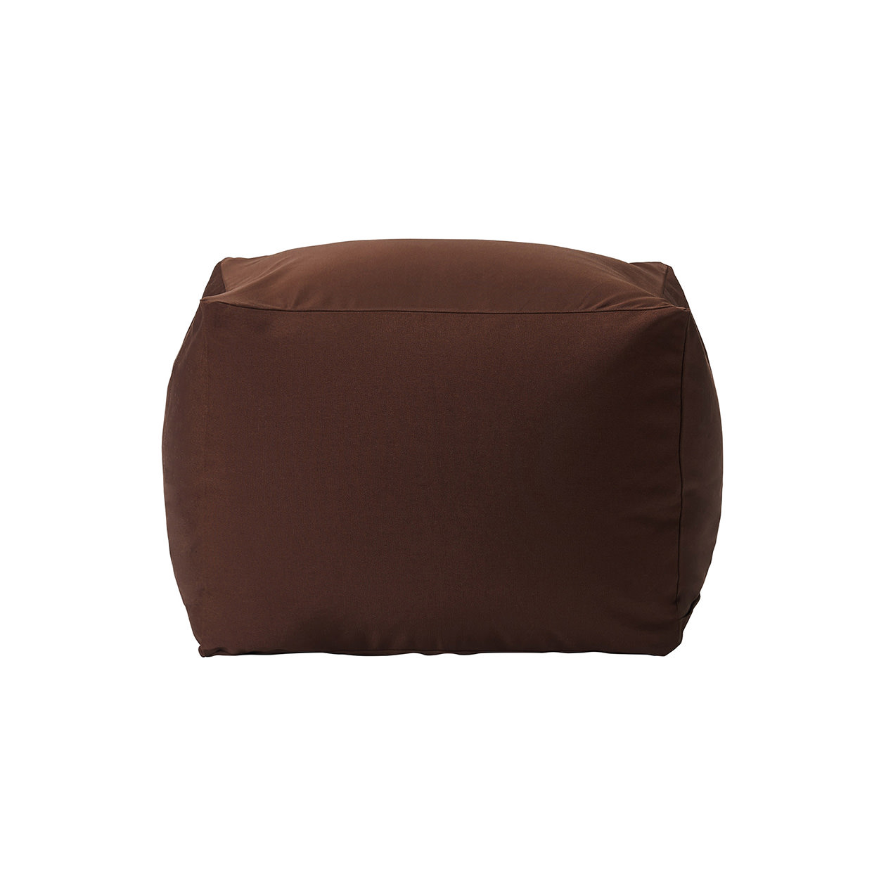 体にフィットするソファ・セット・45×45/ダークブラウン