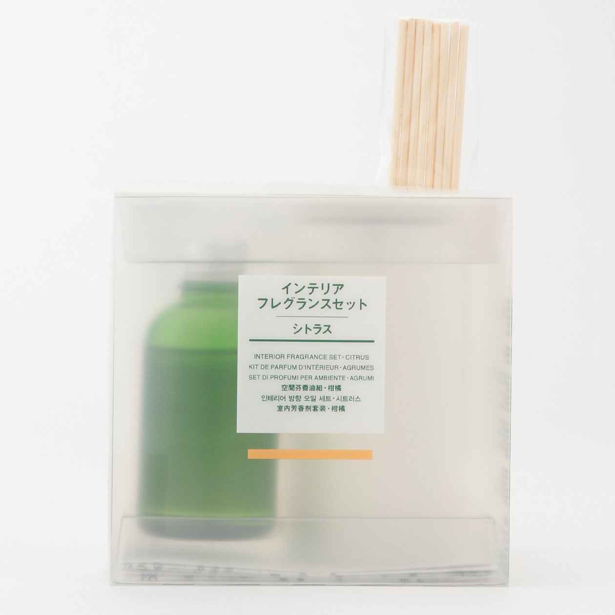 INTERIOR FRAGRANCE SET/CITRUS