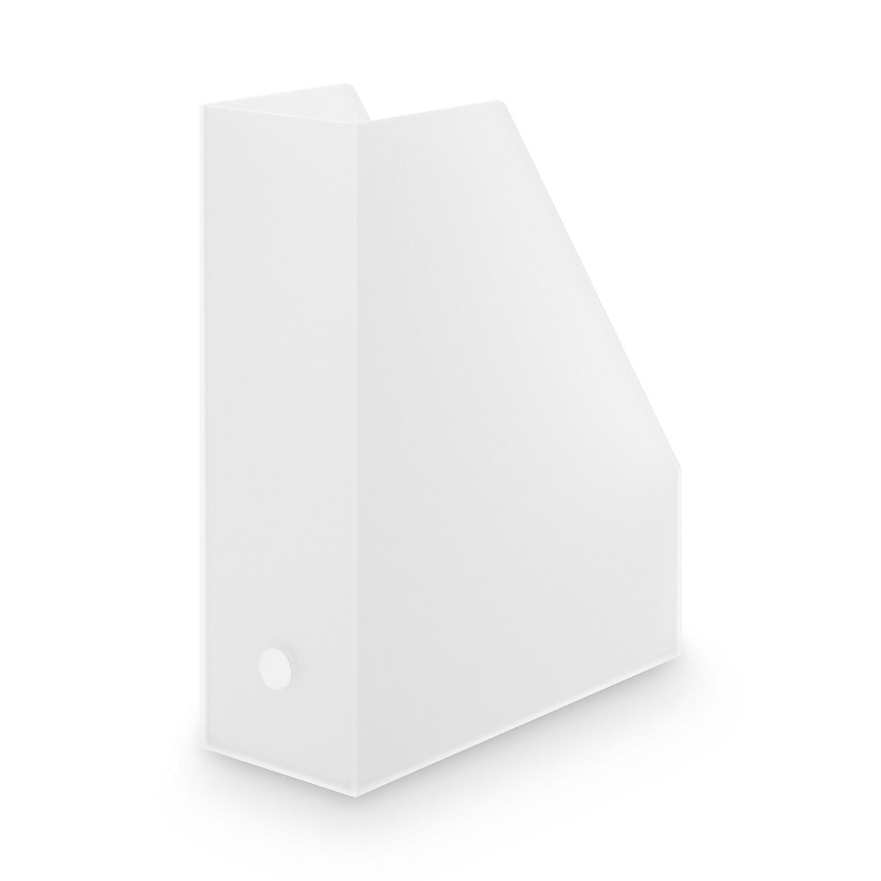 ポリプロピレンスタンドファイルボックス・A4用