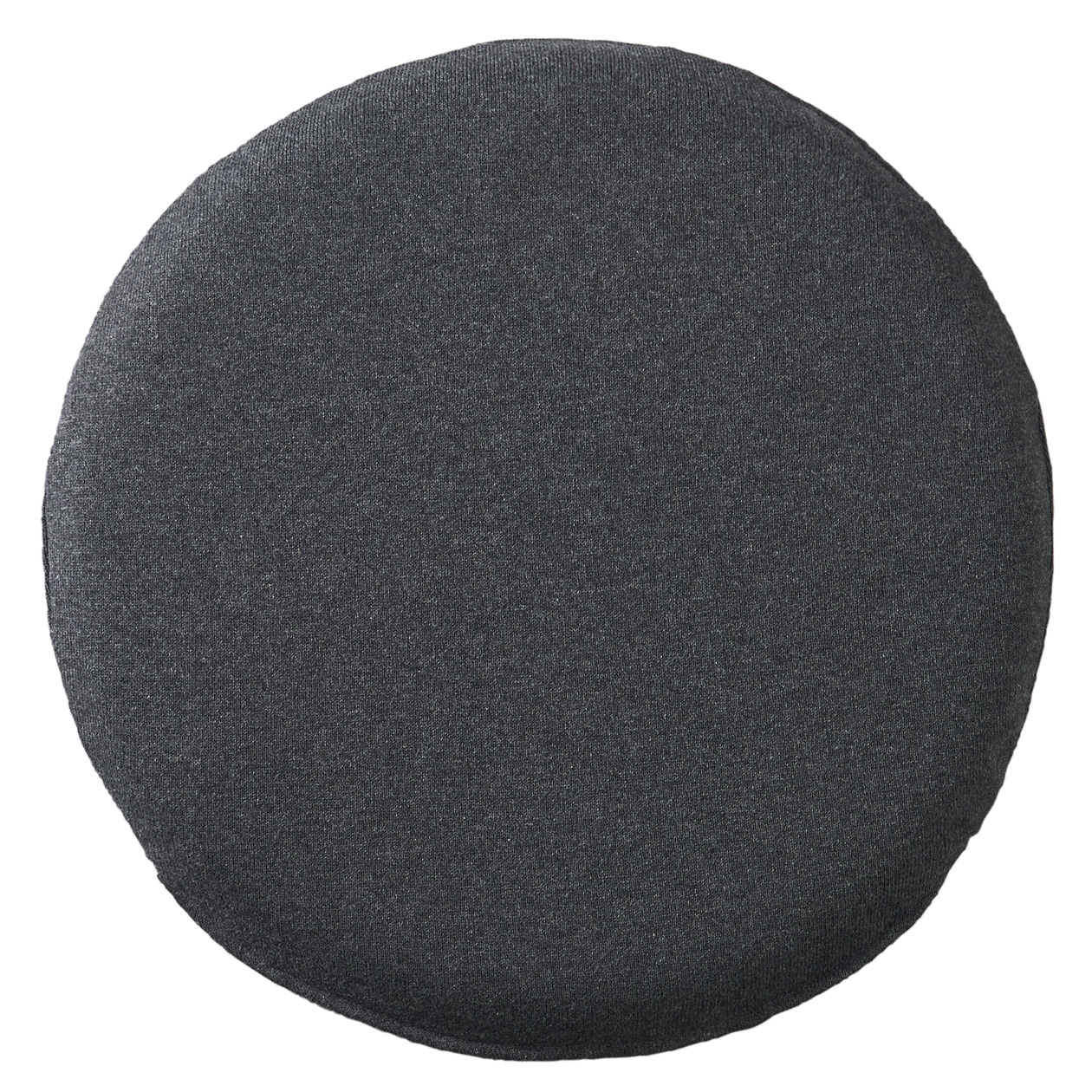 RoomClip商品情報 - ウレタンフォームシートクッション丸型/杢チャコール 杢チャコール