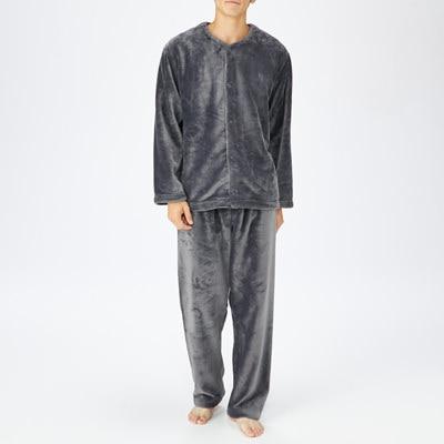 Pajamas Without Side Seams Muji 無印良品