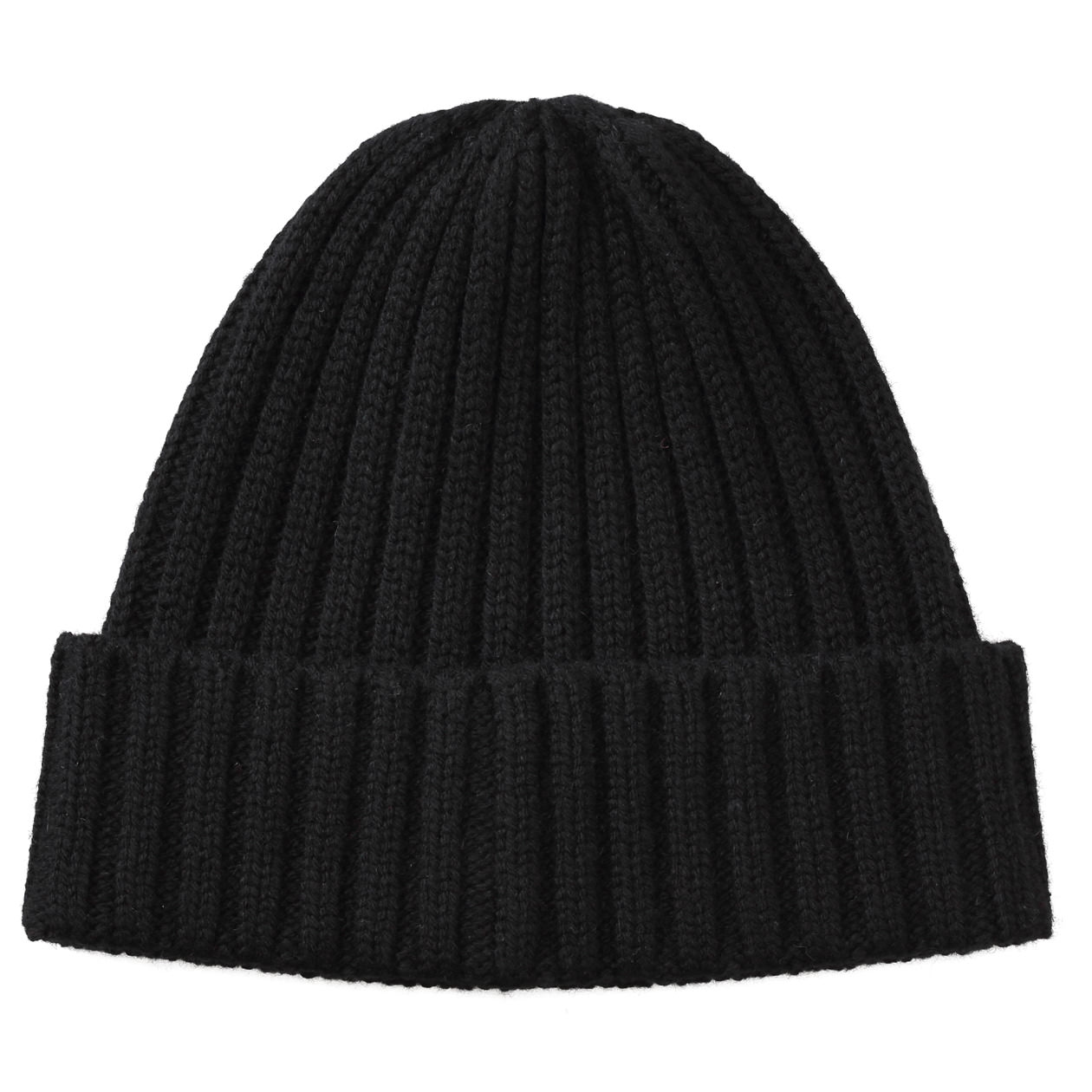 Non-Itchy On Forehead Wool Mix Rib Beanie  44d92439292