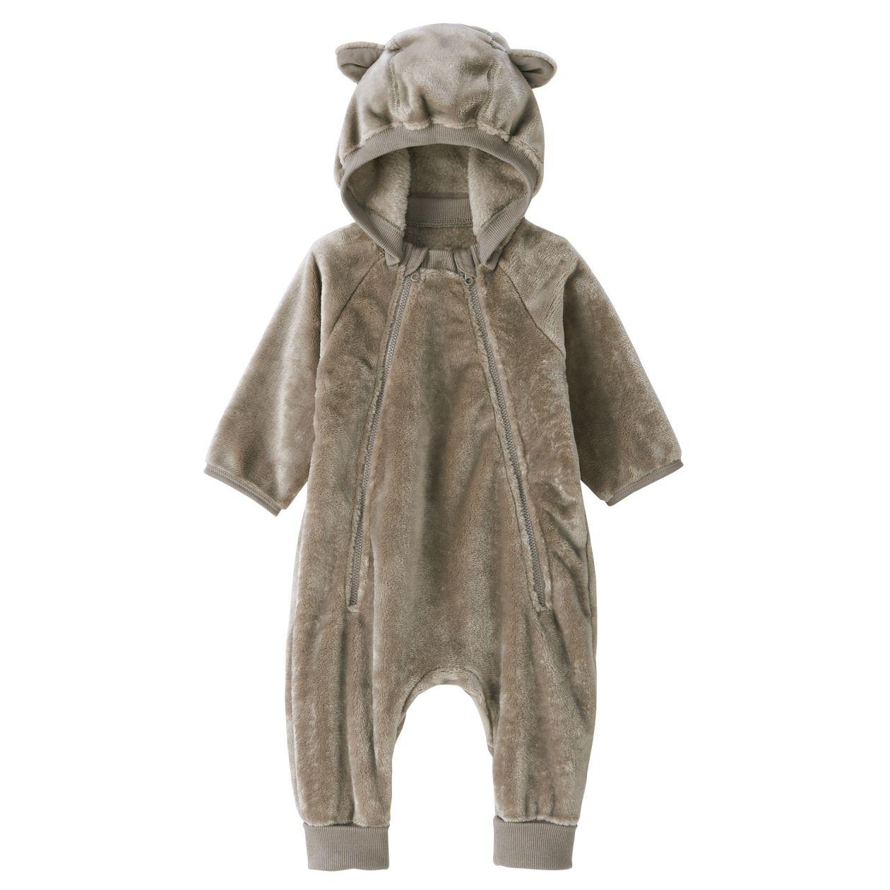 着る毛布オールインワン(ベビー)