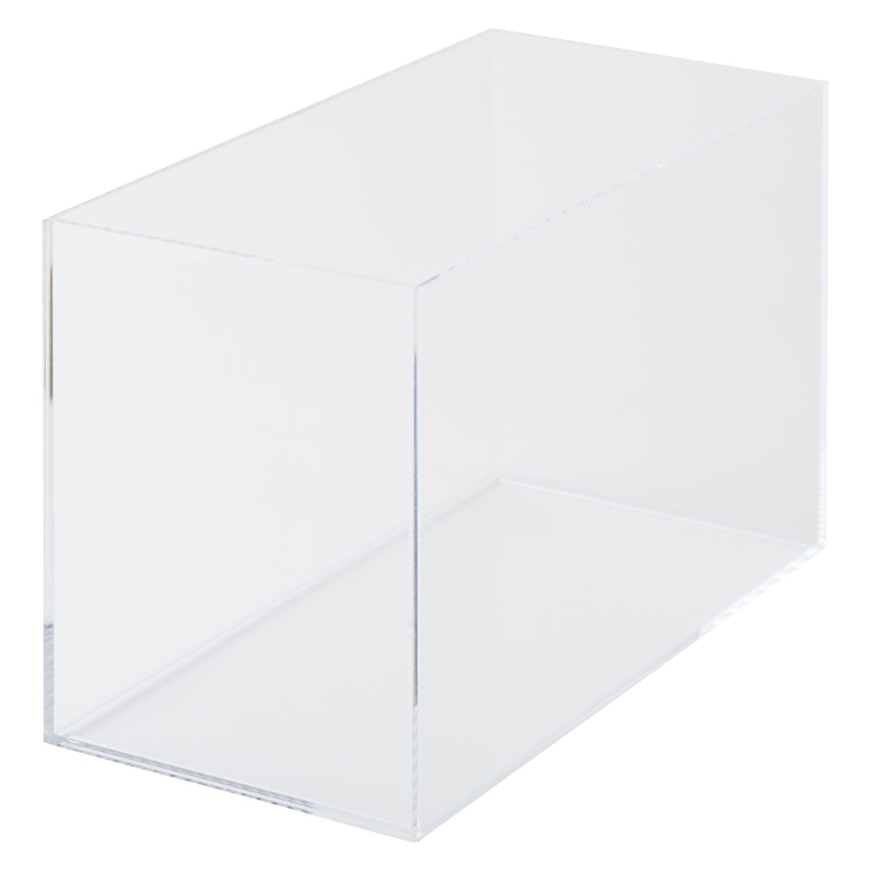 STACKABLE ACRYLIC BOX / L