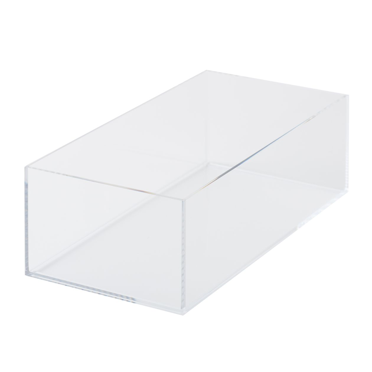 STACKABLE ACRYLIC BOX / M