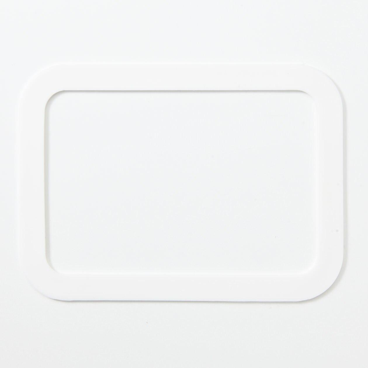 【パーツ】ポリプロピレン保存容器になるバルブ付弁当箱・白 パッキン