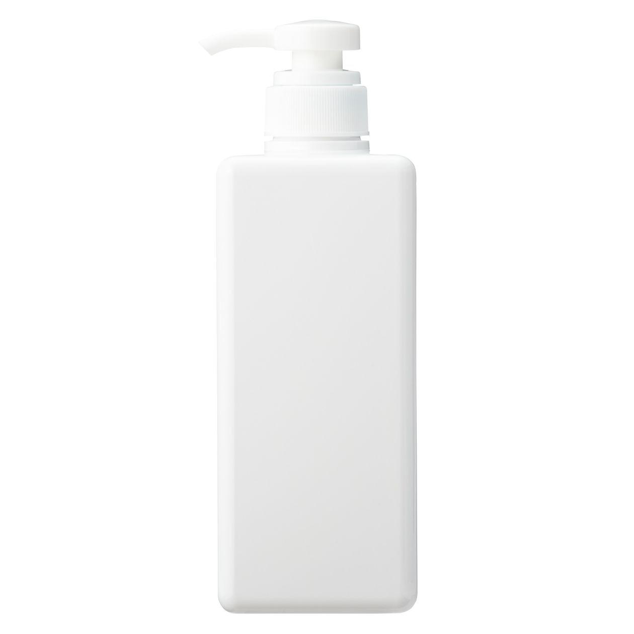 PET詰替ボトル・ホワイト ホワイトの写真