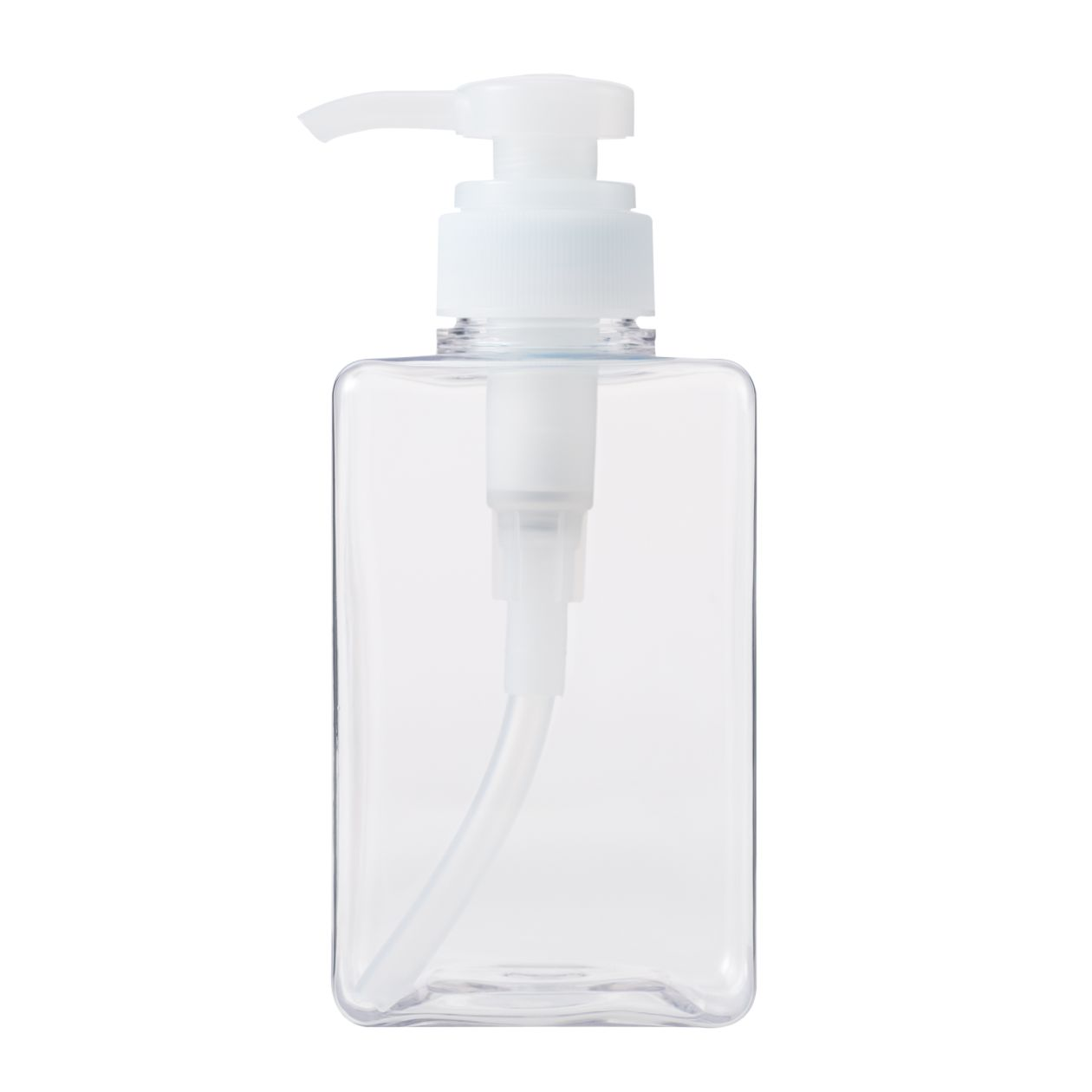 PET REFILL BOTTLE/CLEAR 400ml