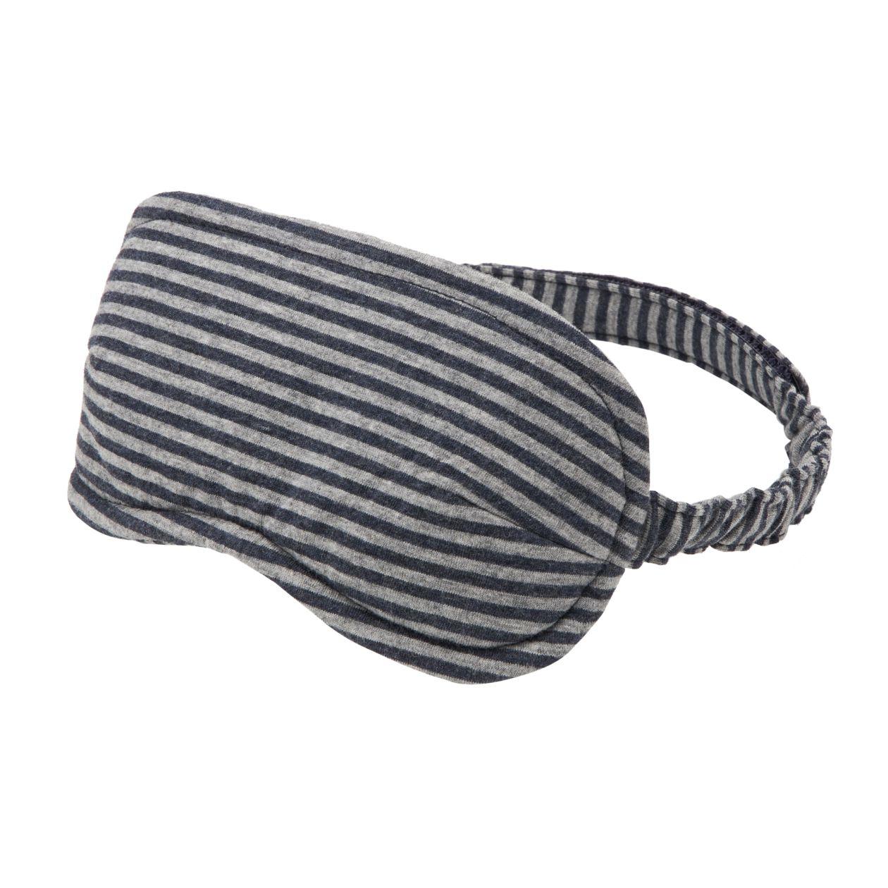 綿天竺携帯用アイマスク