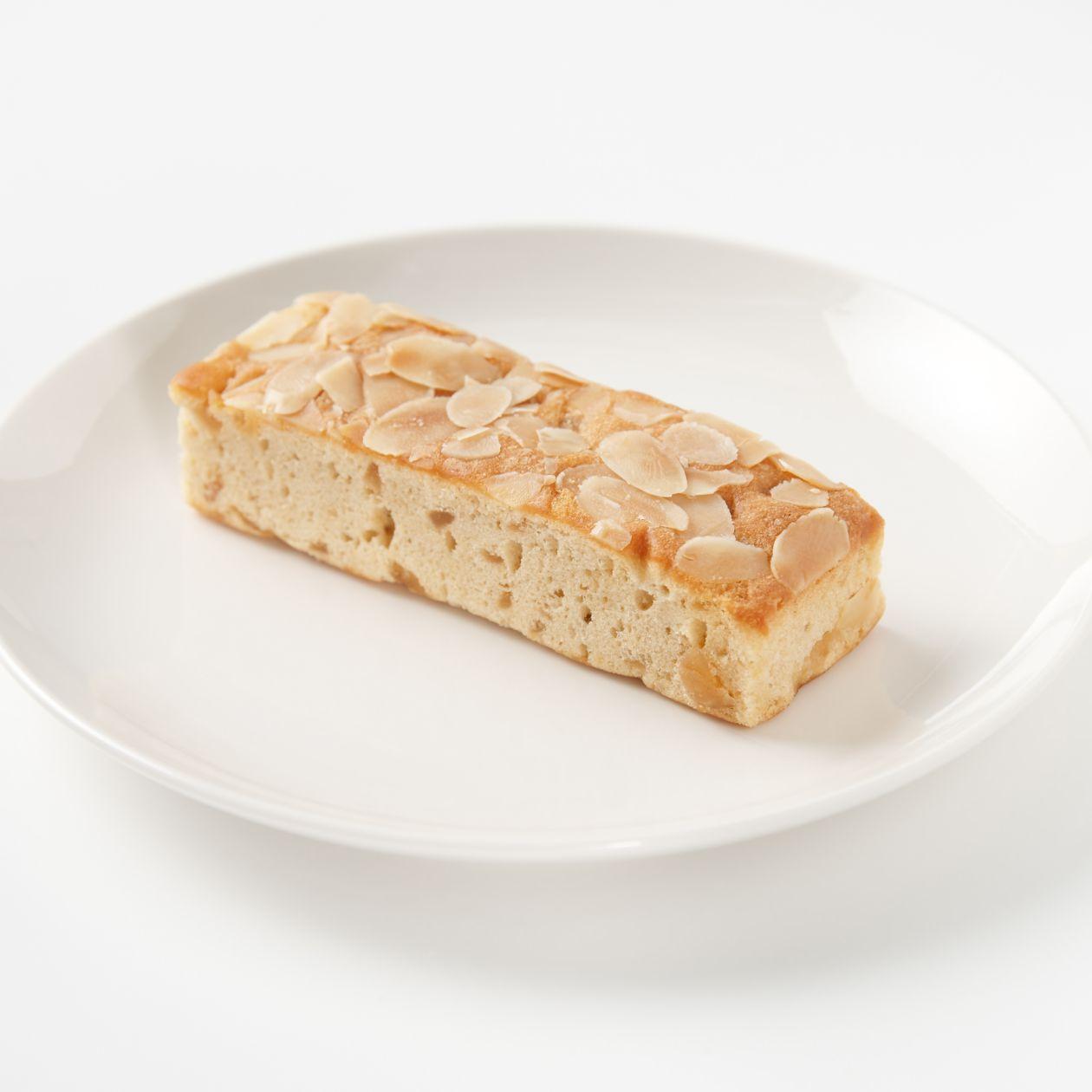 不揃い アップルとシナモンのケーキ