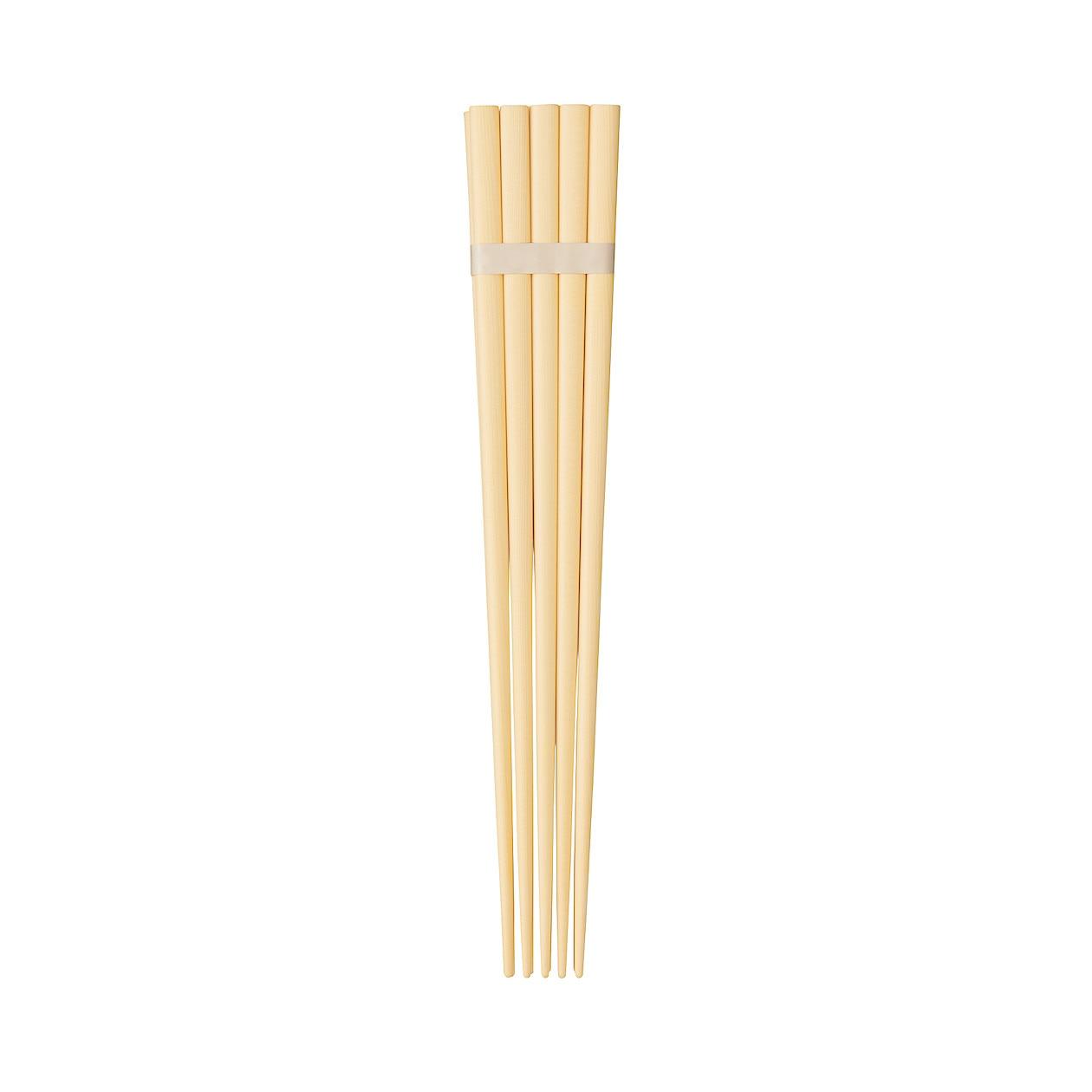 米ヒバ箸5膳入
