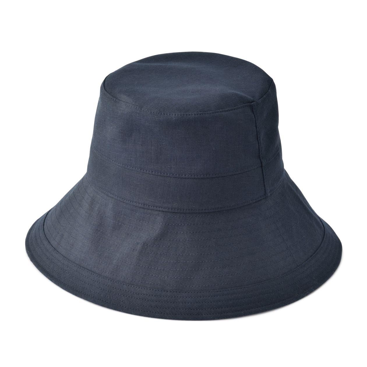 UVカット フレンチリネンクロッシェ