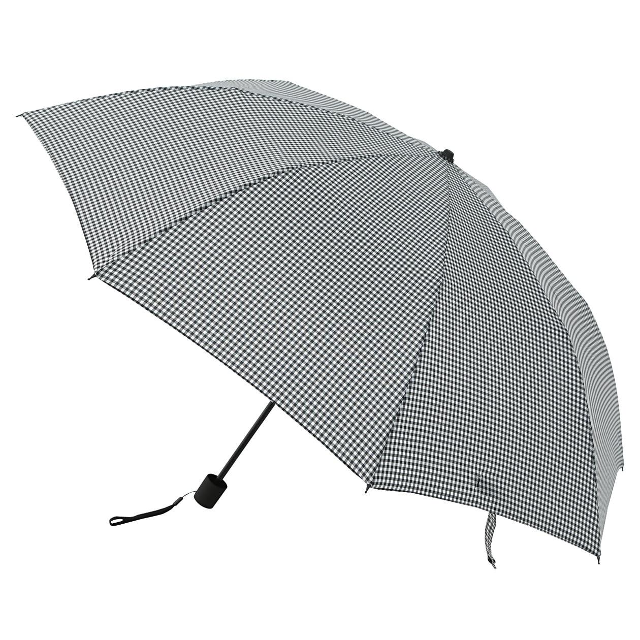 2通りにたためる 折りたたみ傘