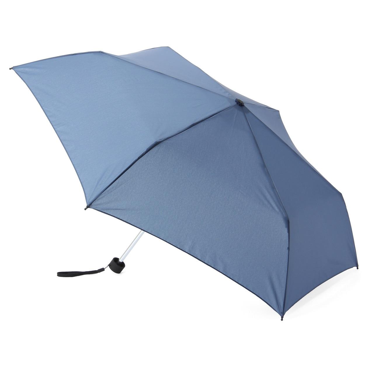 無印良品 晴雨兼用 軽量 折りたたみ傘50cm