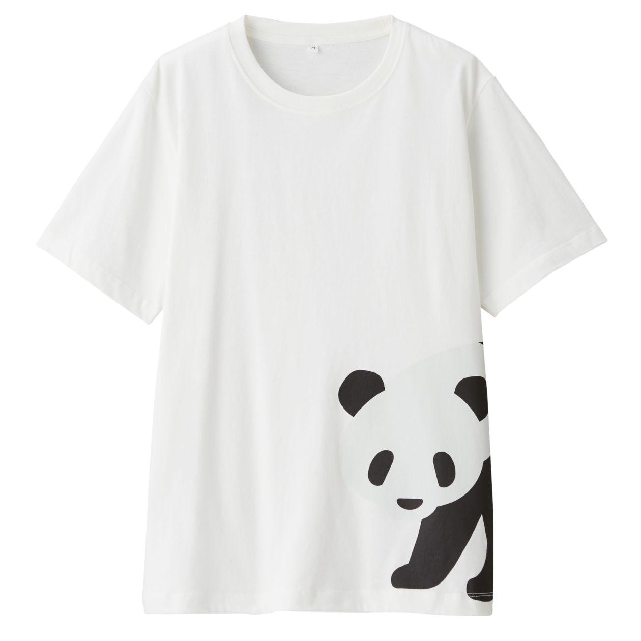 インド綿天竺編みプリントTシャツ(大人サイズ)ネット限定
