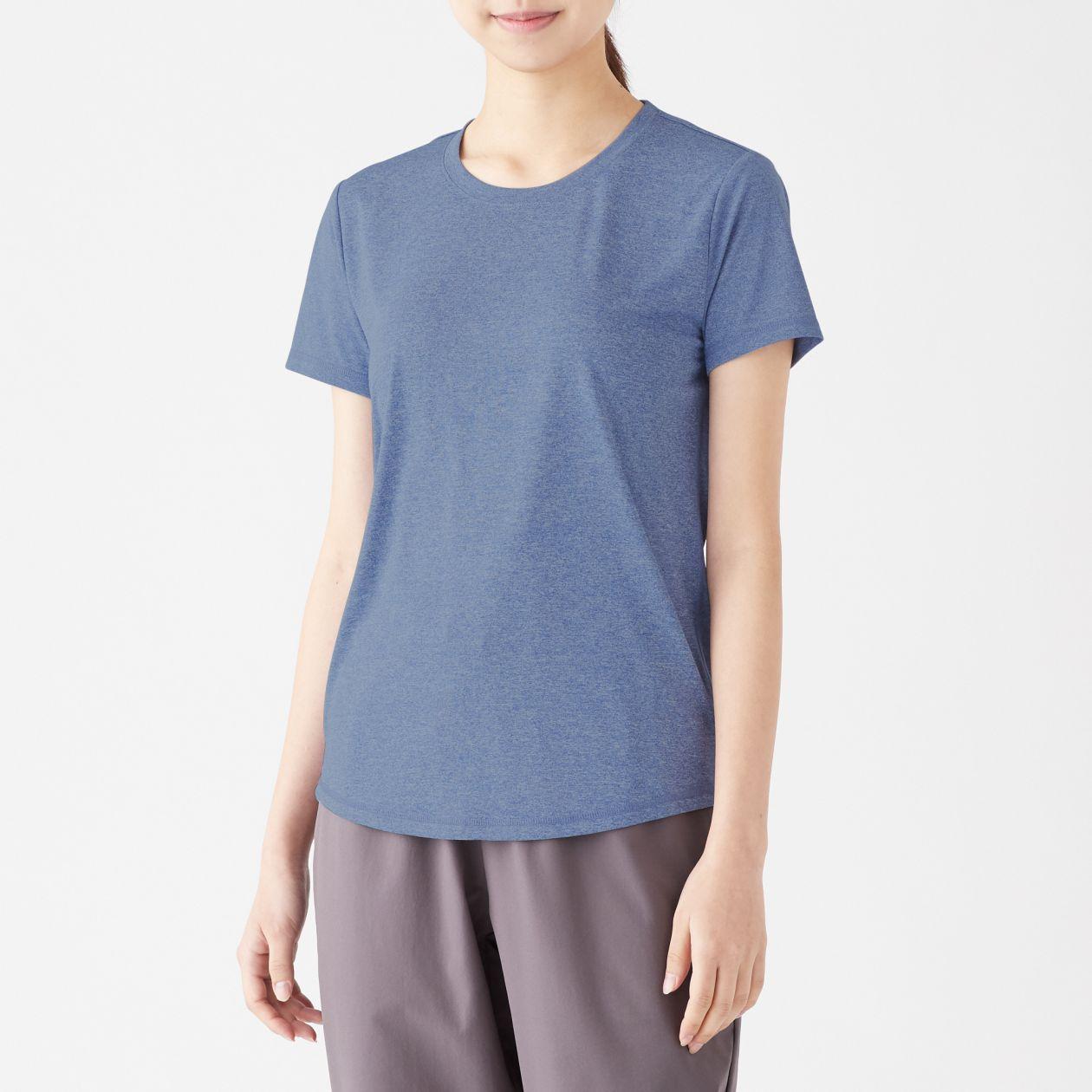 吸汗速乾UVカット半袖Tシャツ