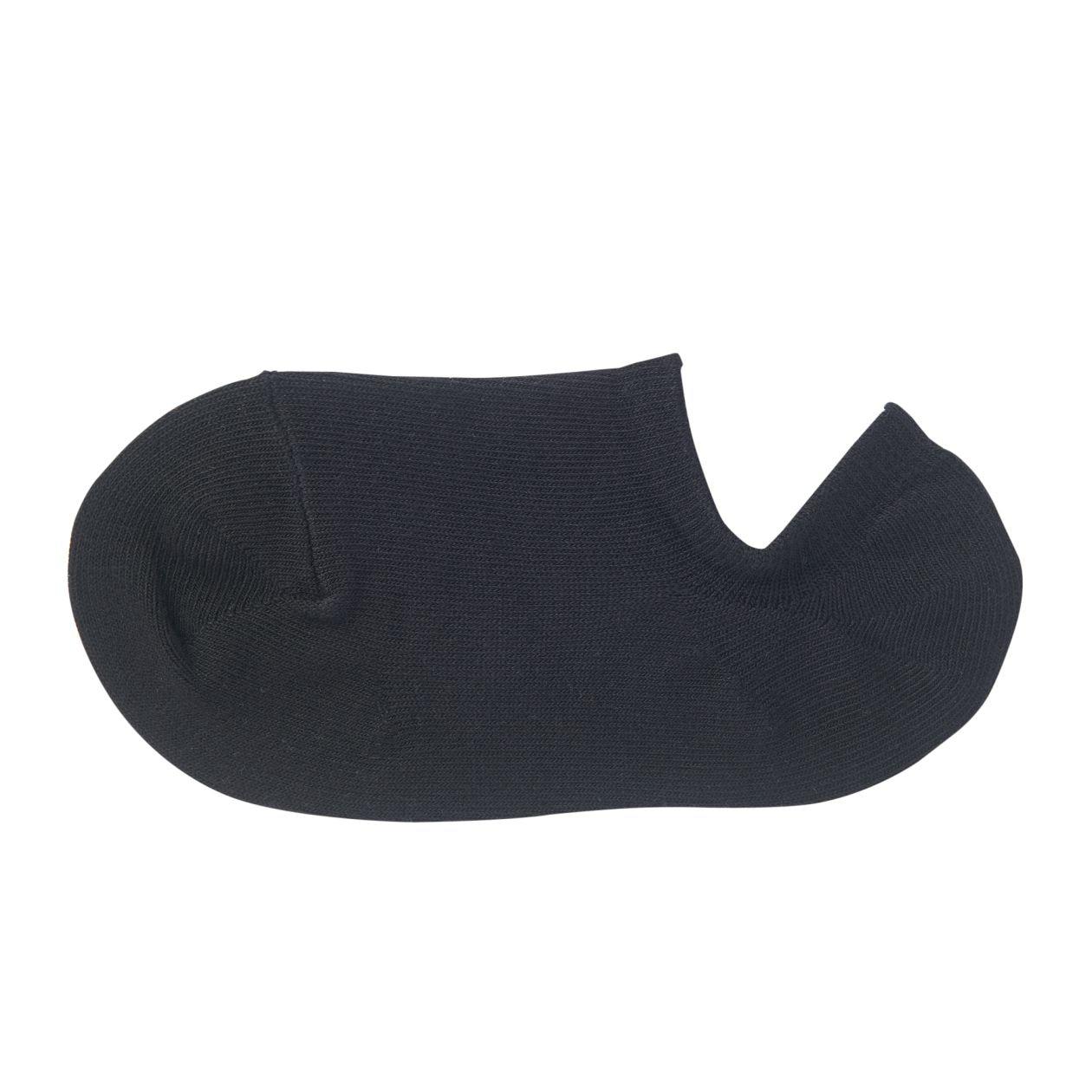 足なり直角 浅履きスニーカーイン靴下(婦人・えらべる)
