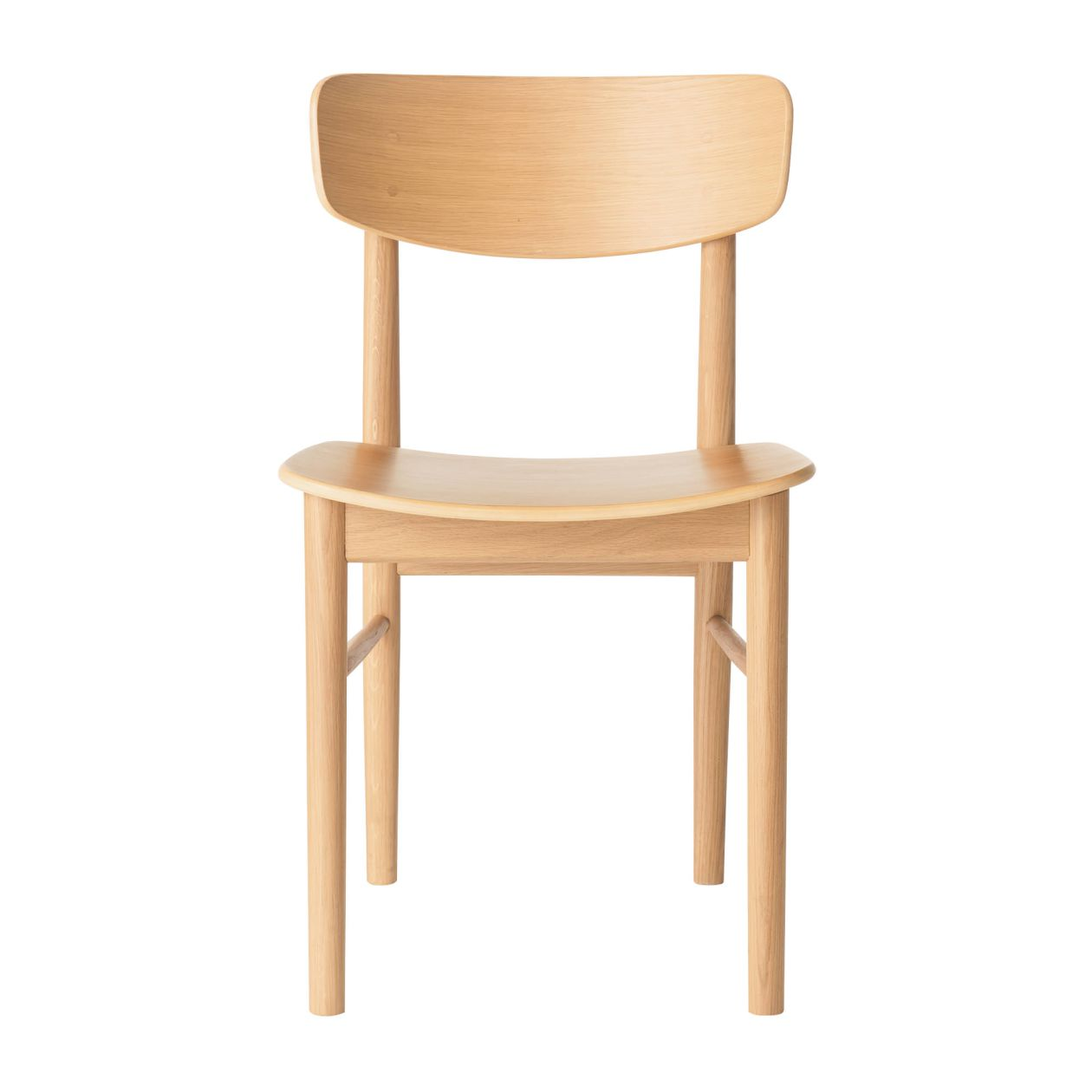 ROUND CHAIR / OAK