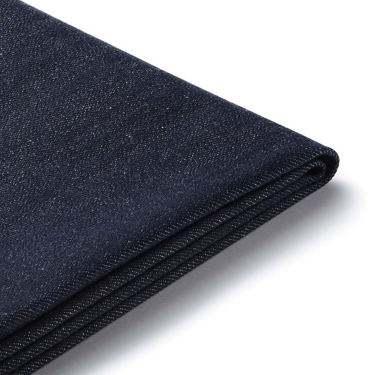 Ctn Denim Cover For Sofa 2 5s Feather Pkt Coil Navy For 2 5s