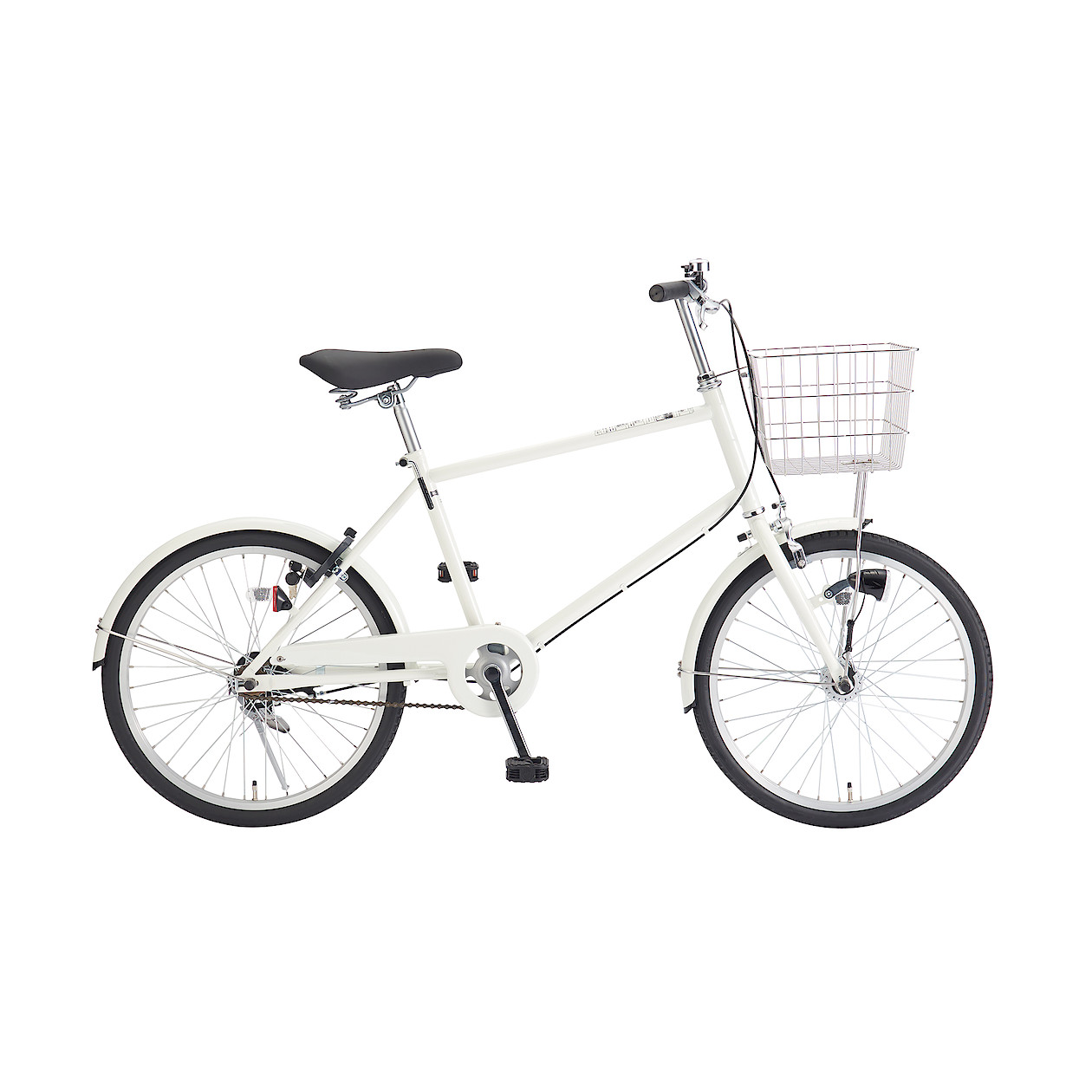 20型フル装備自転車・ベージュ