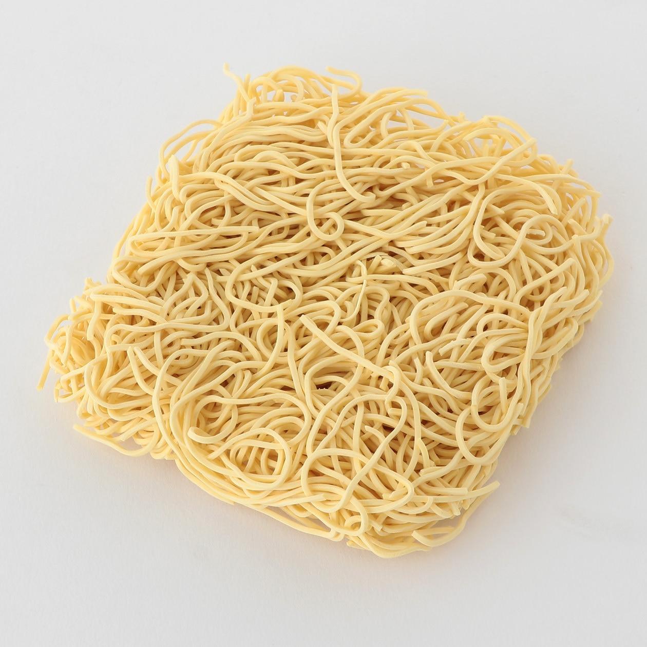 北海道産小麦粉使用 ノンフライ乾燥麺