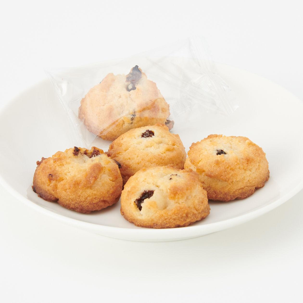 ぶどうのクッキー