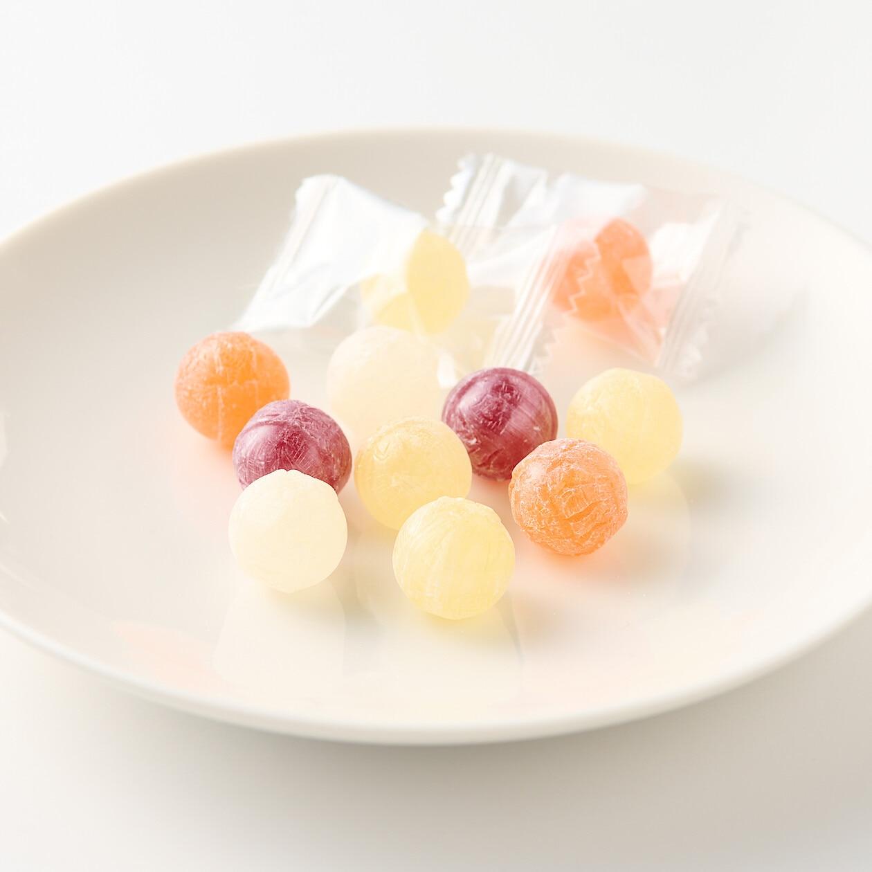 フルーツミックスキャンディ