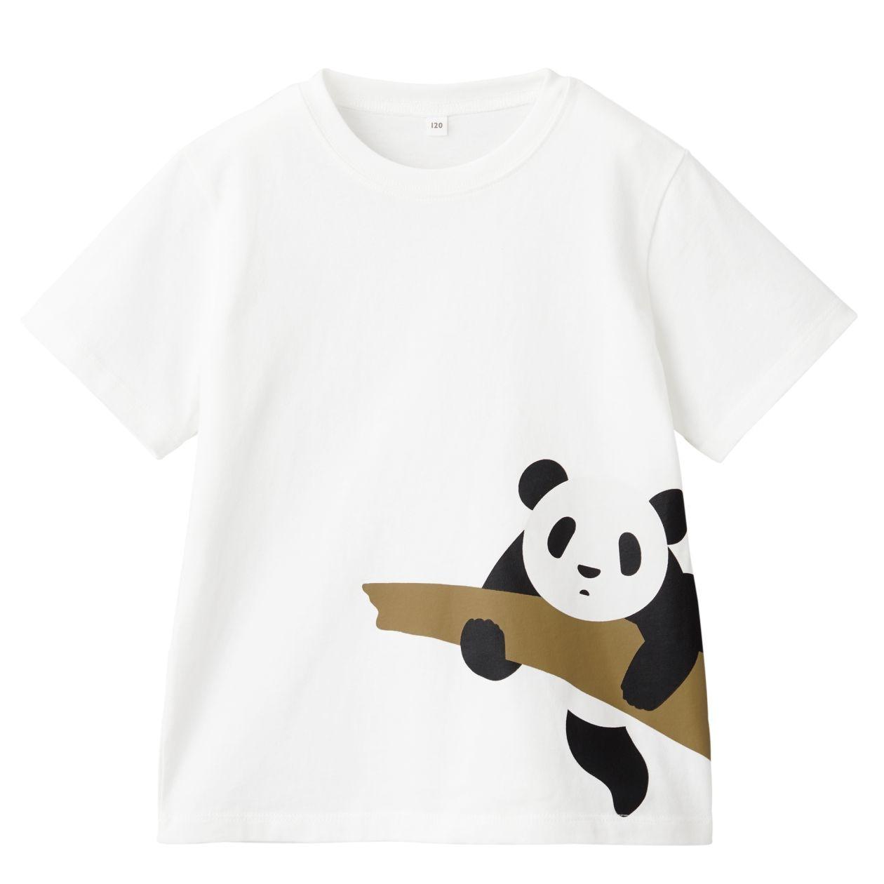 インド綿天竺編みプリントTシャツ(キッズ)