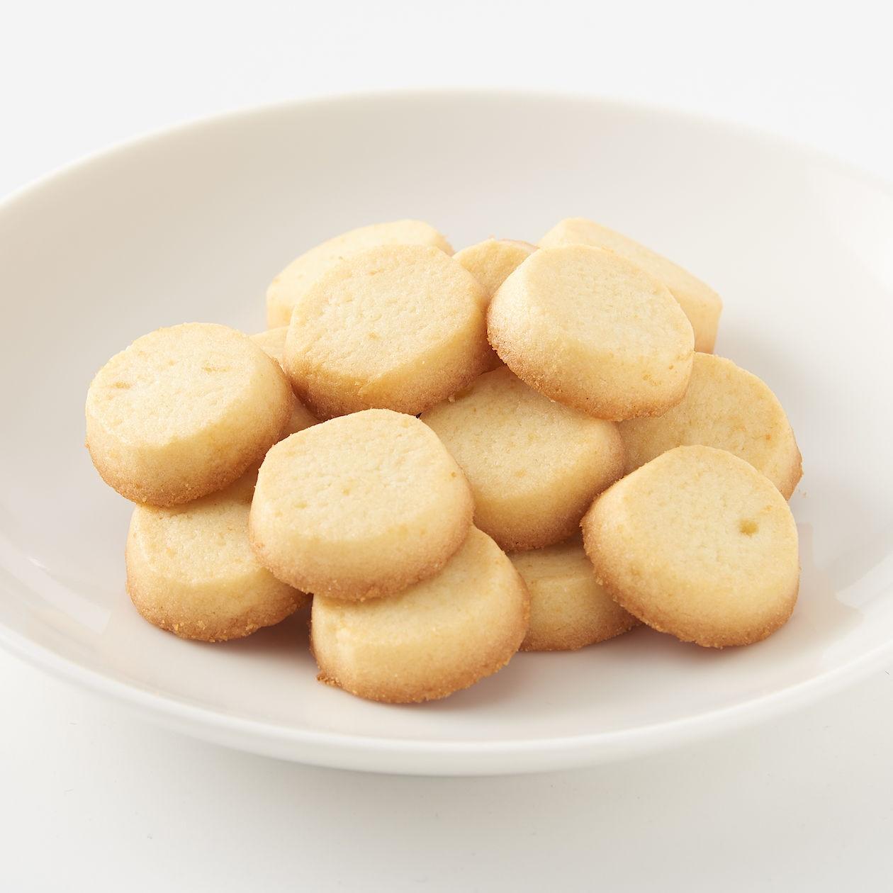 国産素材でつくったクッキー りんご