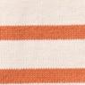 スモーキーオレンジ×ボーダー
