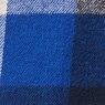 ブルー×チェック