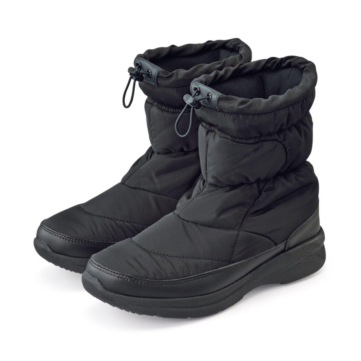 撥水ブーツ