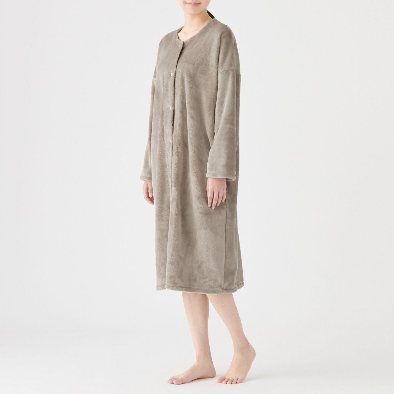 あたたかファイバー 着る毛布スリーパー