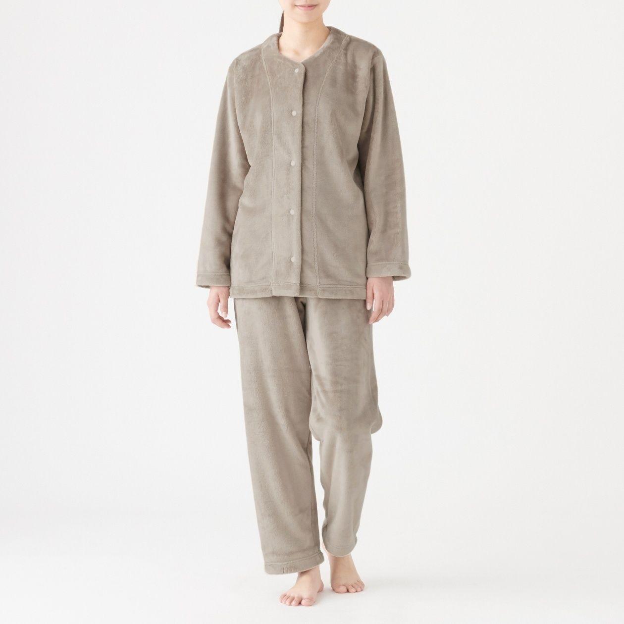 あたたかファイバー 着る毛布パジャマ
