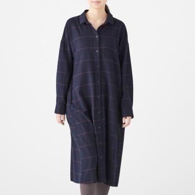 XINJIANG COTTON FLANNEL DRESS