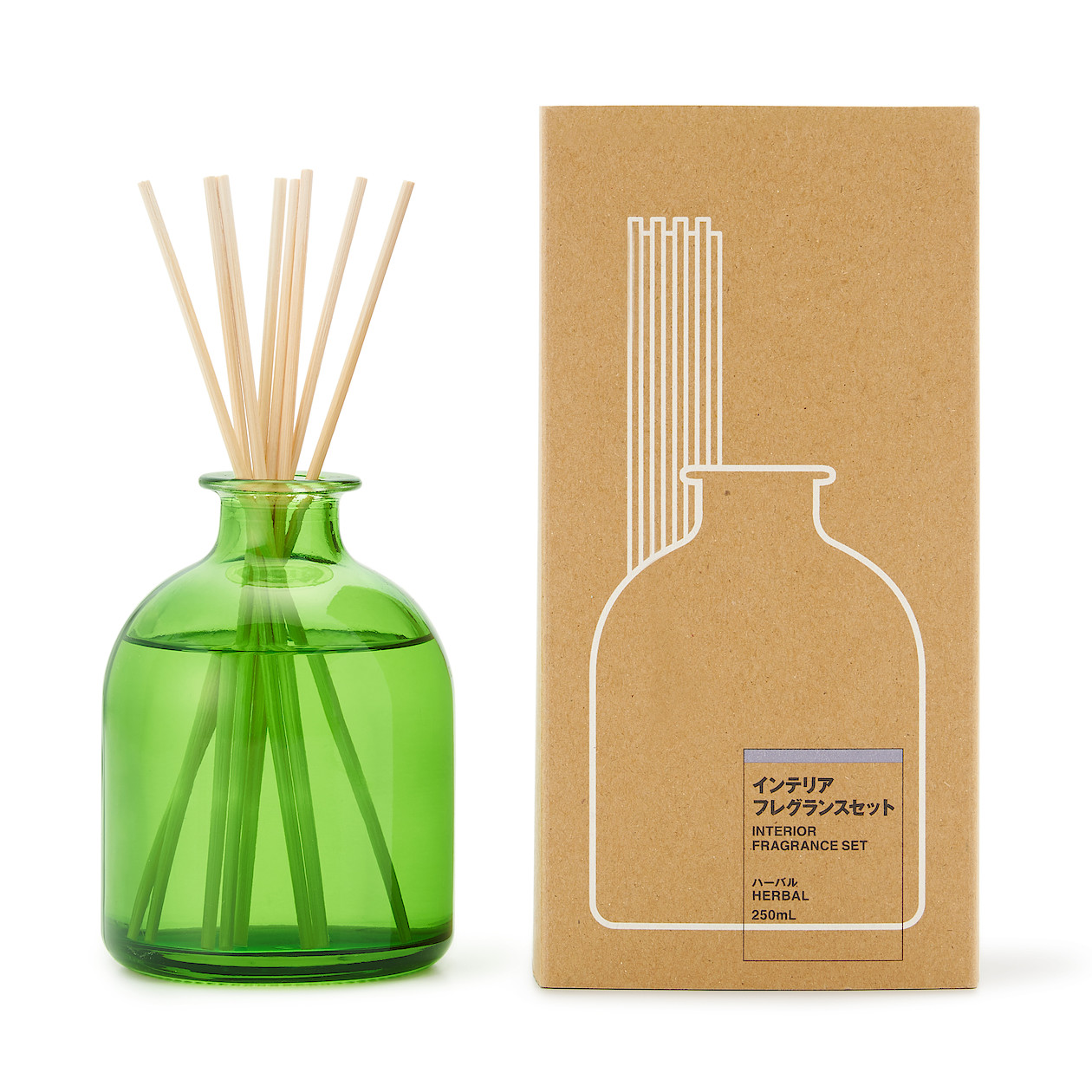 INTERIOR FRAGRANCE SET / HERBAL