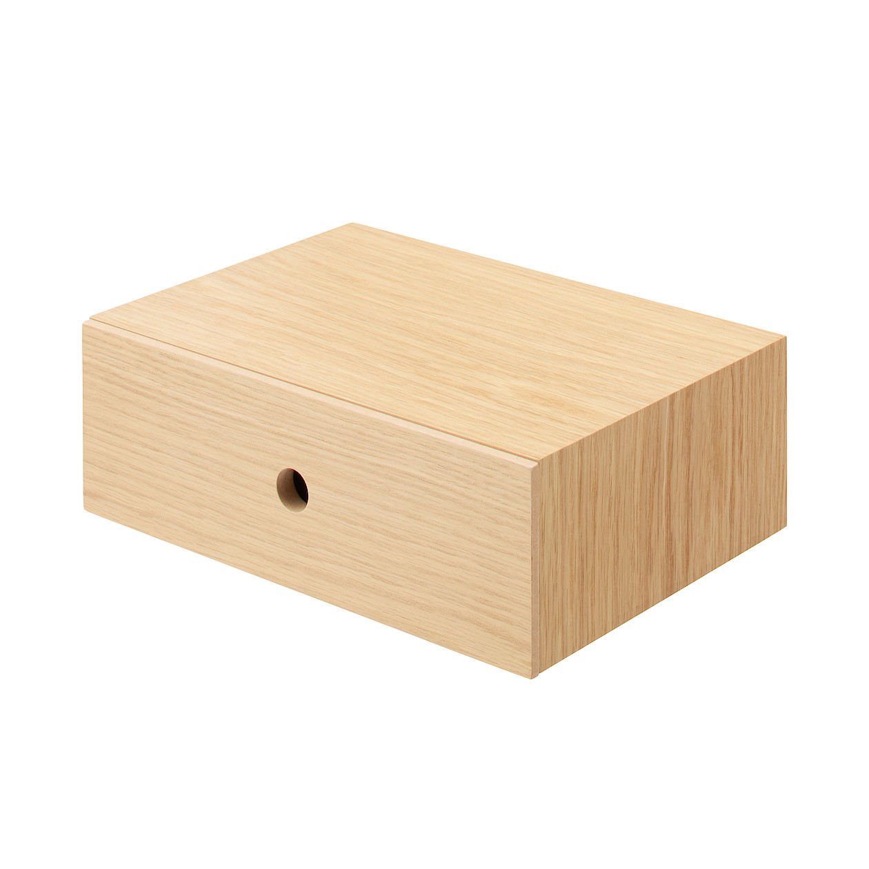 WOODEN STORAGE 1 DRAWER
