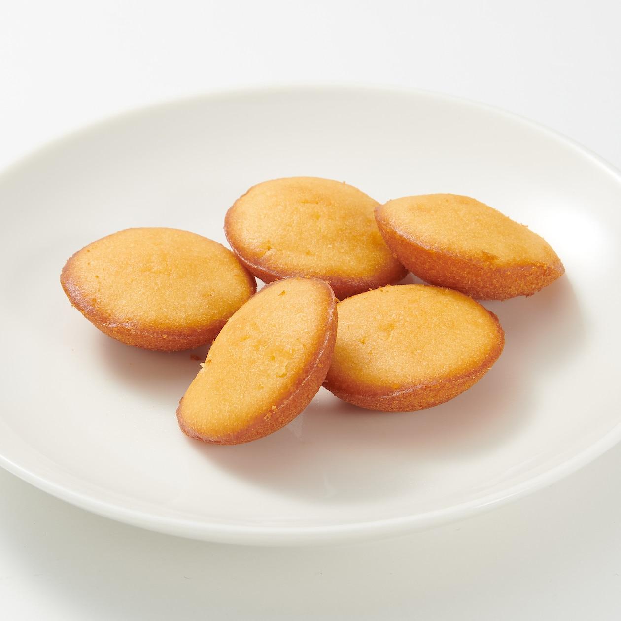 糖質10g以下のお菓子 ひとくちはちみつケーキ